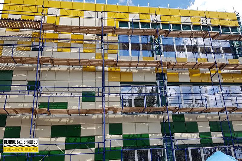 Ремонт Конотопської гімназії планують завершити у вересні, фото-6