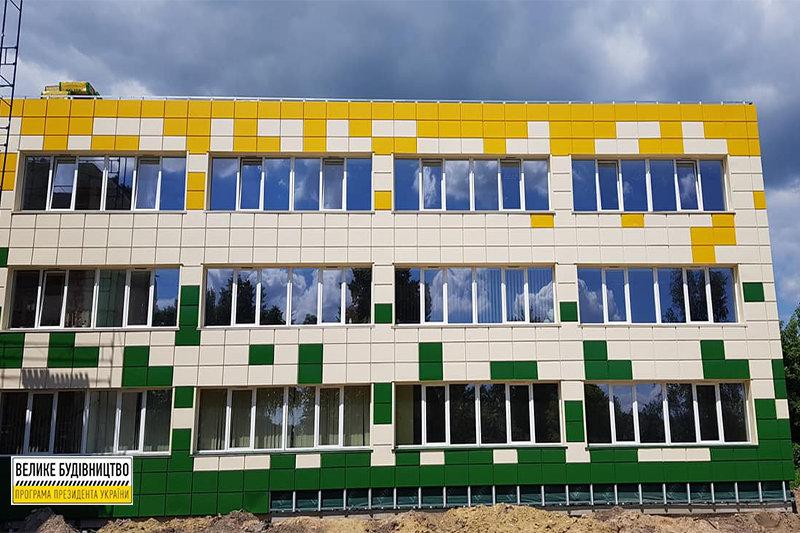 Ремонт Конотопської гімназії планують завершити у вересні, фото-8