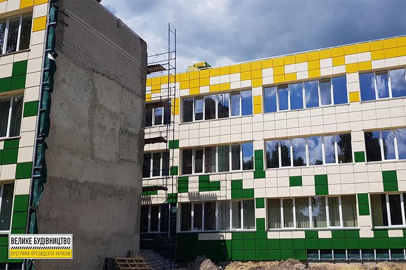 Ремонт Конотопської гімназії планують завершити у вересні, фото-9