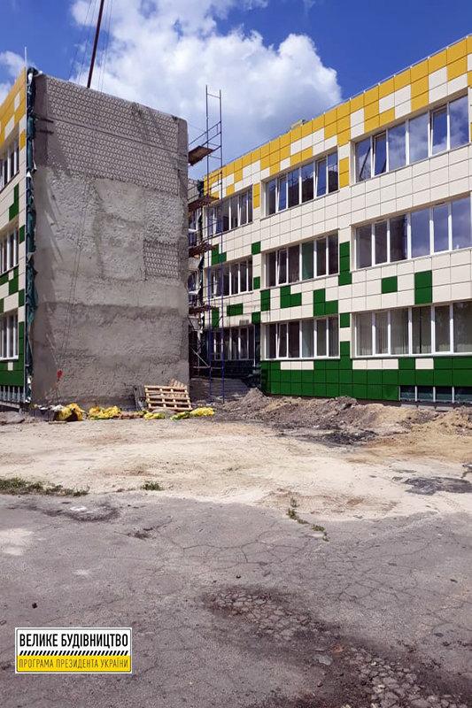 Ремонт Конотопської гімназії планують завершити у вересні, фото-4