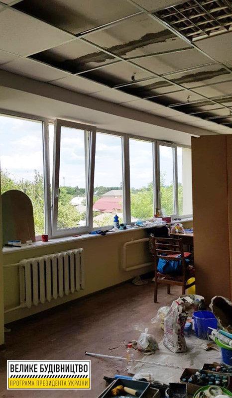 Ремонт Конотопської гімназії планують завершити у вересні, фото-2