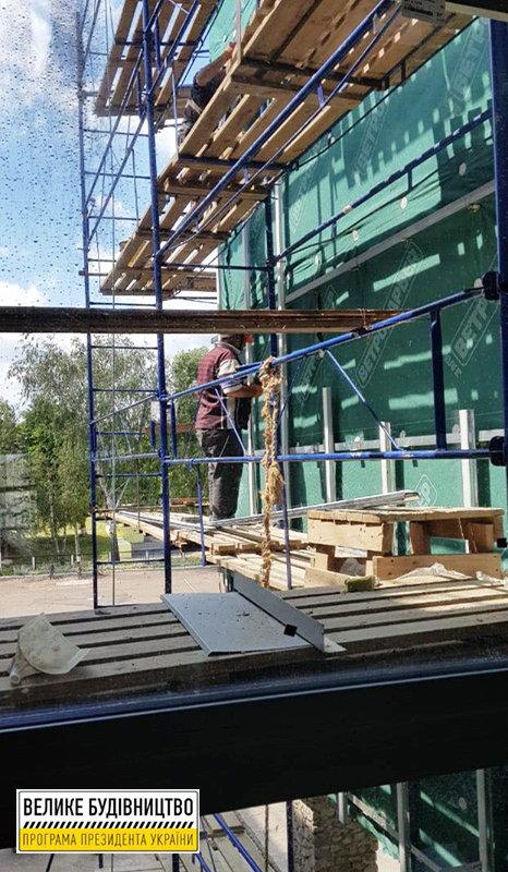Ремонт Конотопської гімназії планують завершити у вересні, фото-1
