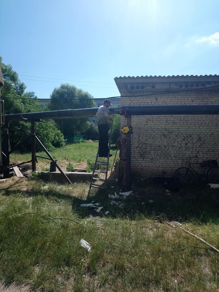 У Конотопі на вул. Клубній капітально ремонтують теплотрасу, фото-3