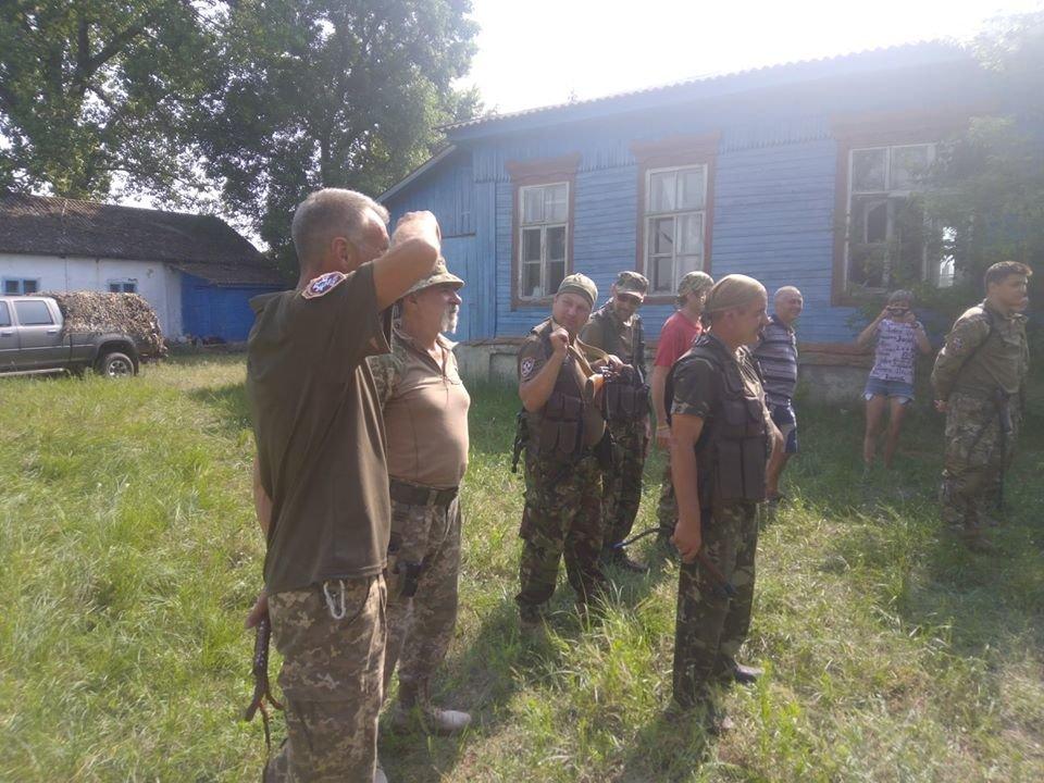 На Конотопщині для молоді провели козацьке таборування, фото-1