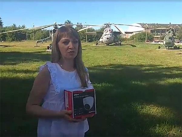 На території Конотопського музею авіації встановлять систему відеоспостереження, фото-1