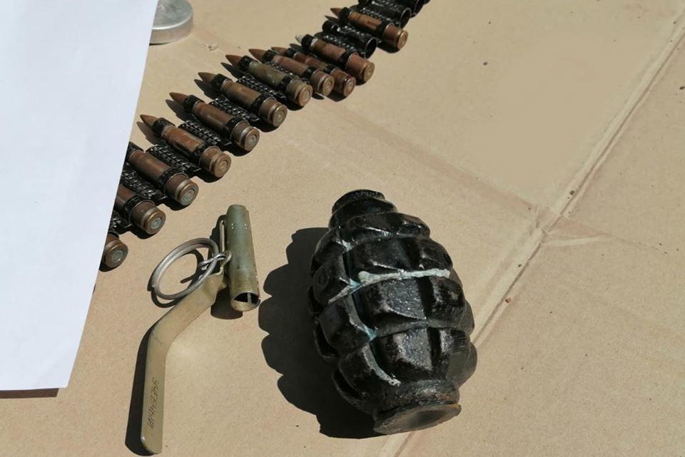 Поліція вилучила у конотопця наркотики та зброю, фото-3