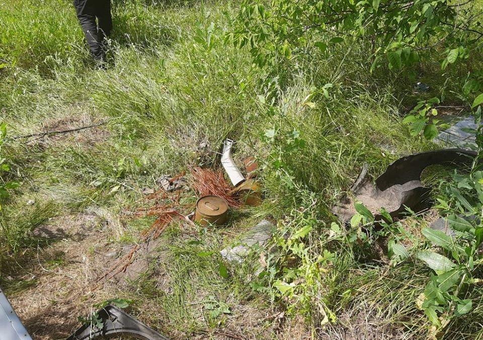 """На околиці Конотопа знайшли """"нічийні"""" боєприпаси, фото-1"""