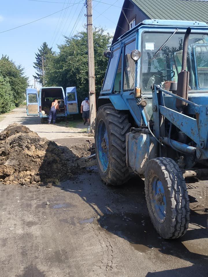 У Конотопі ремонтують водопровід на вул. Фізкультурній+ФОТО, фото-2