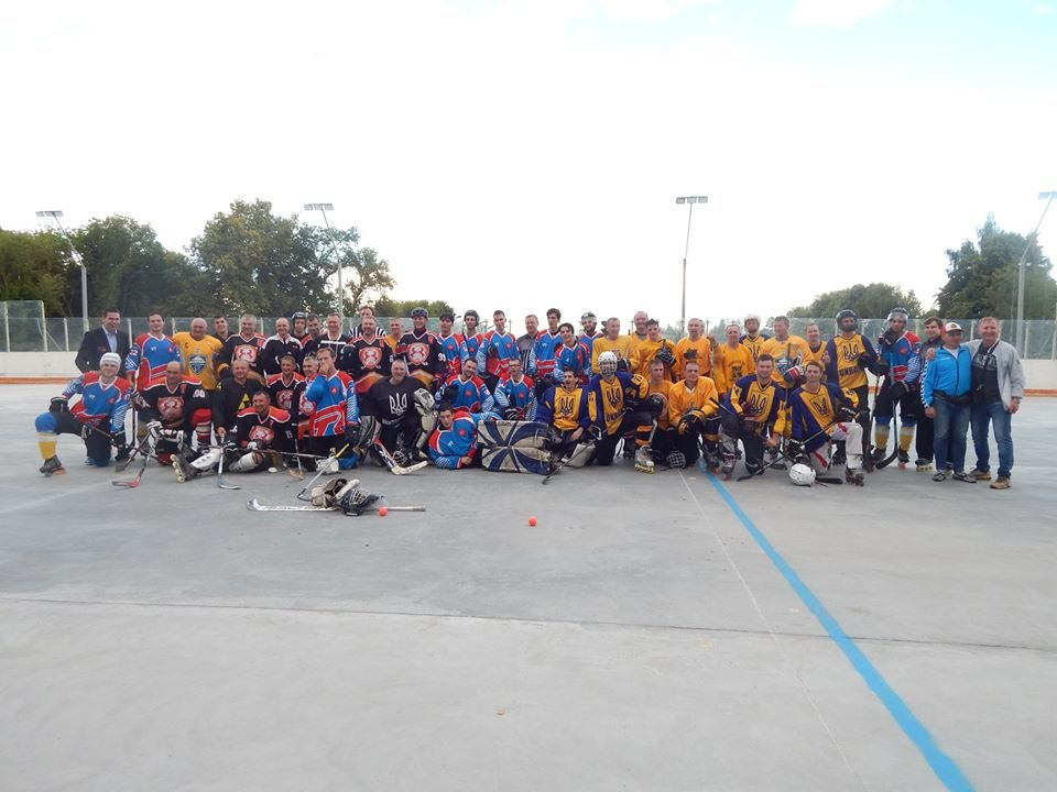 На Конотопщині відбувся І етап літнього турніру з хокею на роликах, фото-1