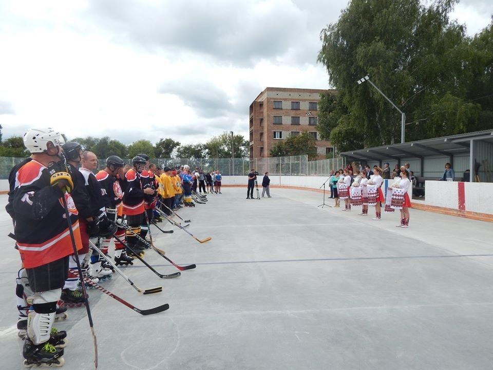 На Конотопщині відбувся І етап літнього турніру з хокею на роликах, фото-3