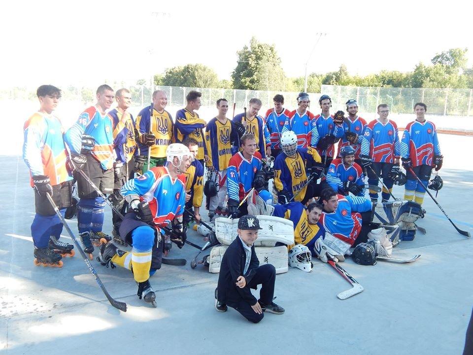 На Конотопщині відбувся І етап літнього турніру з хокею на роликах, фото-5