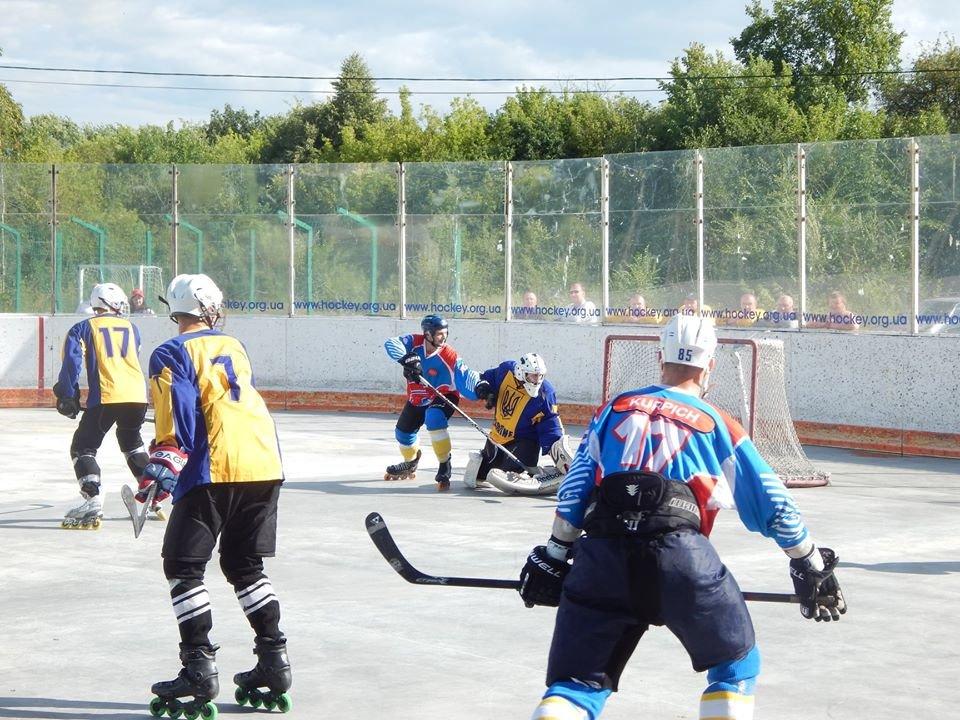 На Конотопщині відбувся І етап літнього турніру з хокею на роликах, фото-6