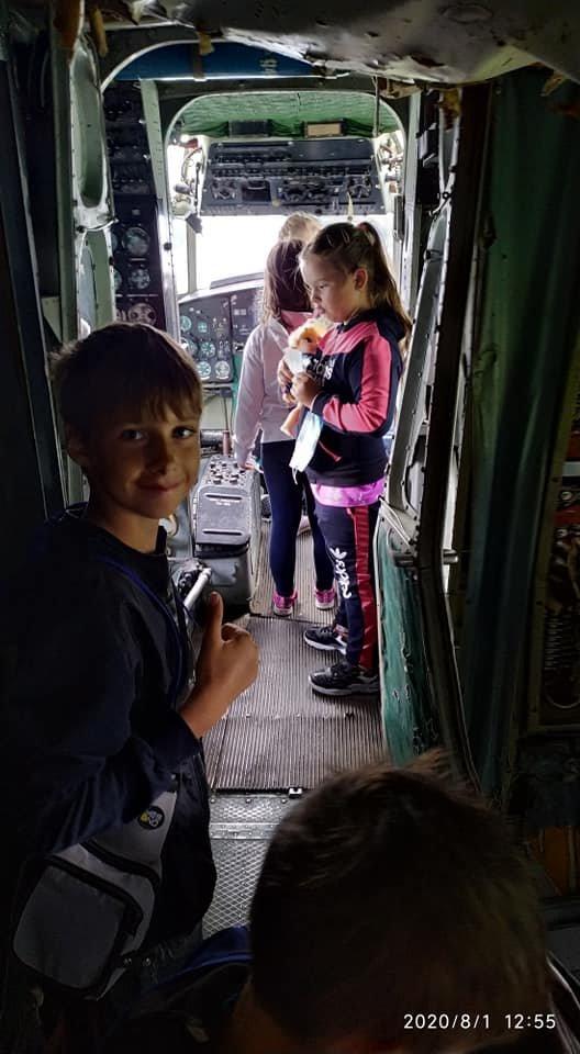 Конотопцям влаштували екскурсію до музею авіації та в бункер Люфтваффе, фото-16