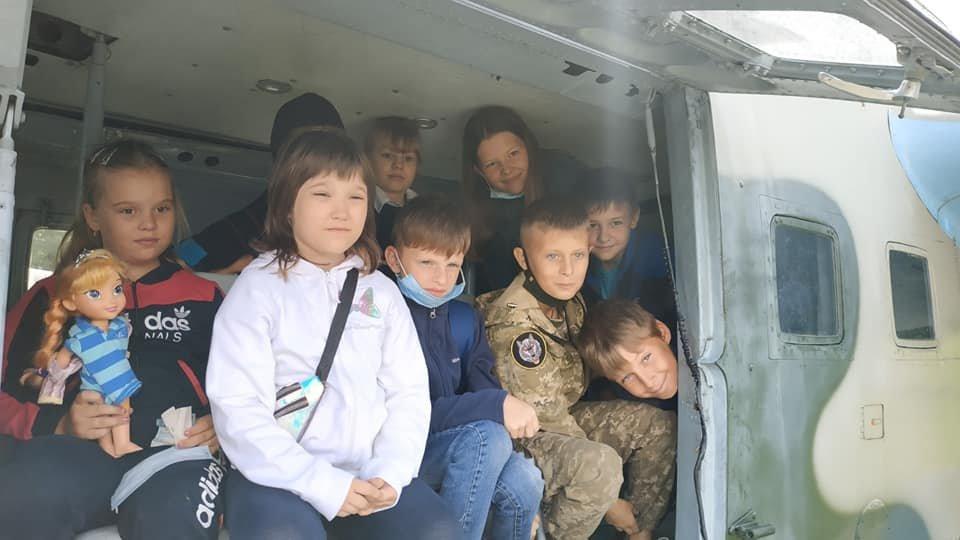 Конотопцям влаштували екскурсію до музею авіації та в бункер Люфтваффе, фото-5