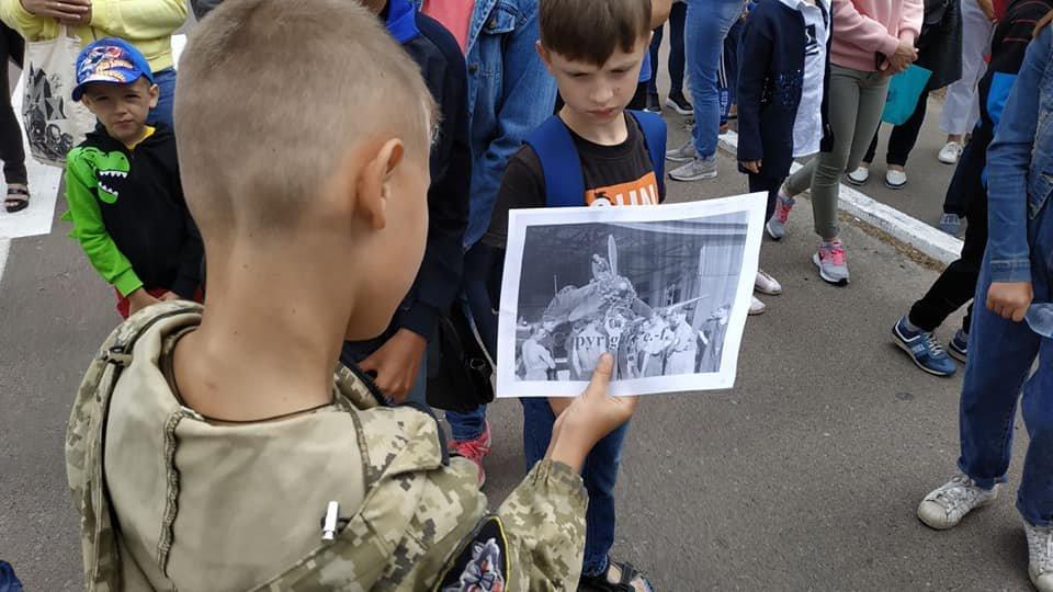Конотопцям влаштували екскурсію до музею авіації та в бункер Люфтваффе, фото-6
