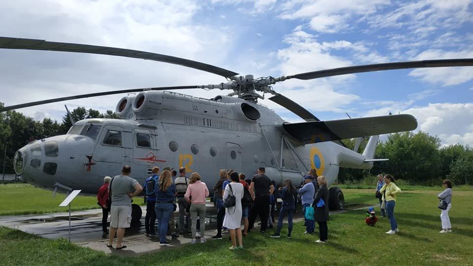 Конотопцям влаштували екскурсію до музею авіації та в бункер Люфтваффе, фото-2