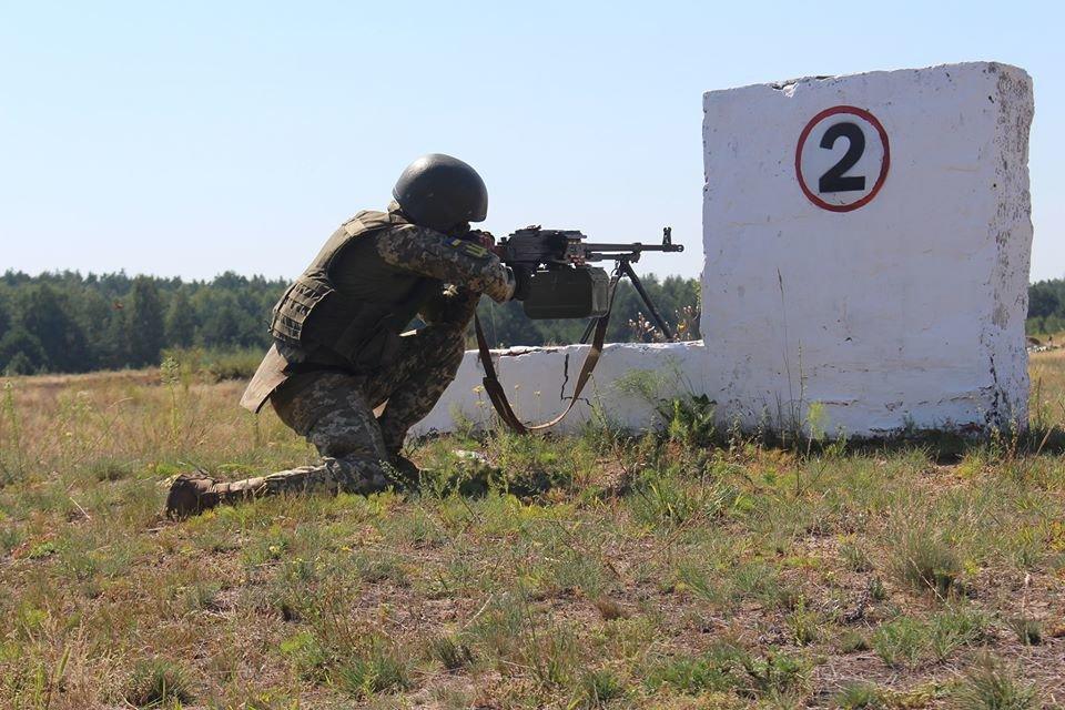 """Конотопських кулеметників визнали найкращими в ОК """"Північ"""", фото-3"""