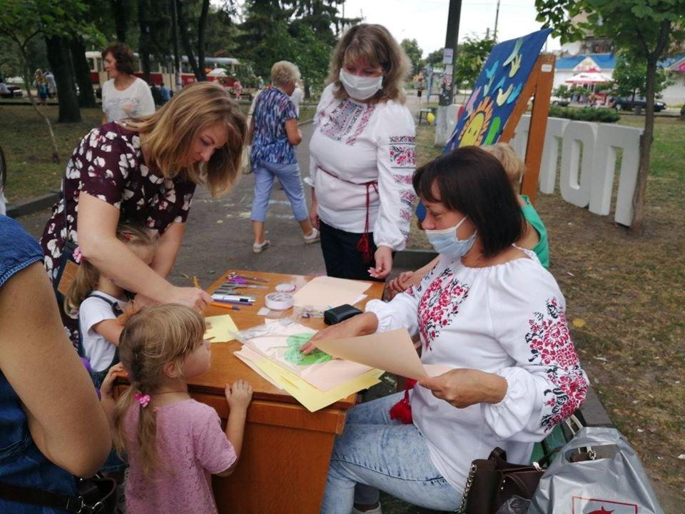 У Конотопі відсвяткували 29 річницю незалежності України+ФОТО, фото-1