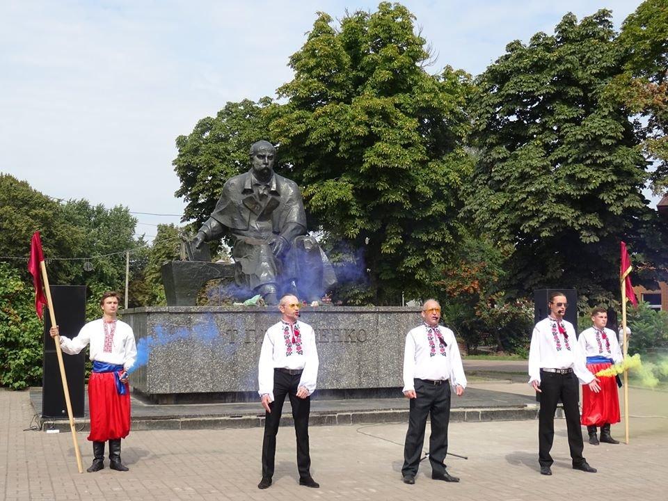 У Конотопі відсвяткували 29 річницю незалежності України+ФОТО, фото-4