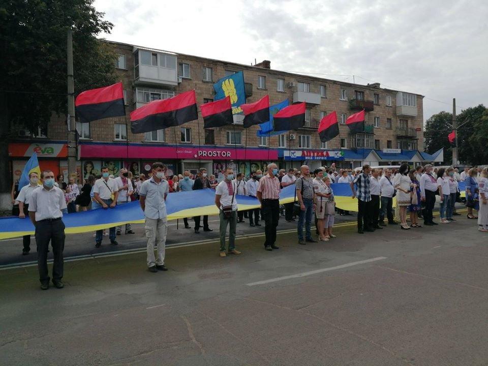 У Конотопі відсвяткували 29 річницю незалежності України+ФОТО, фото-5