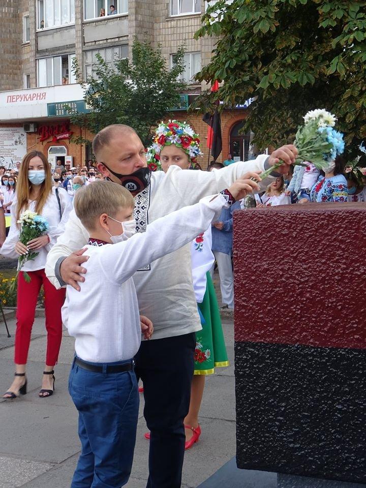 У Конотопі відсвяткували 29 річницю незалежності України+ФОТО, фото-6