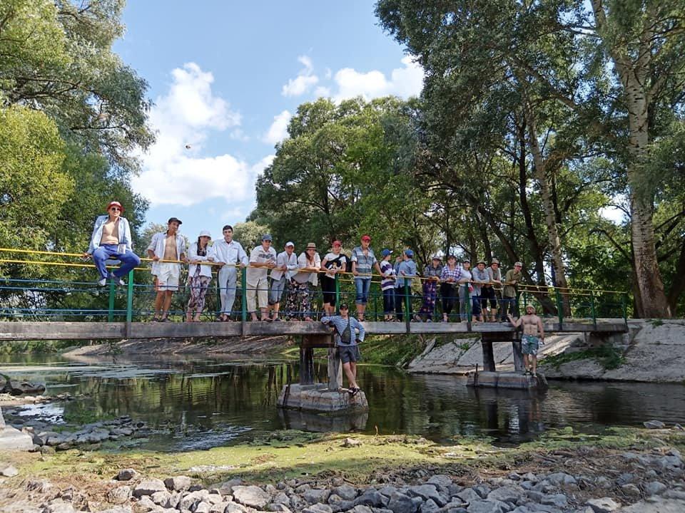 Для конотопської молоді влаштували триденний байдарковий сплав, фото-3