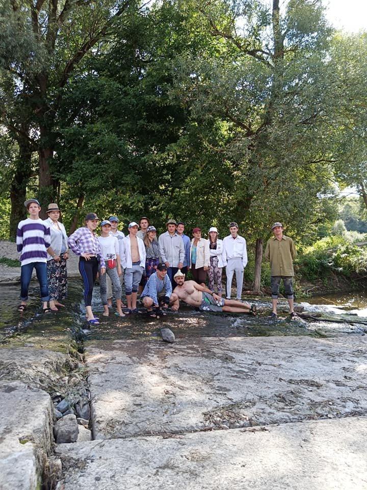 Для конотопської молоді влаштували триденний байдарковий сплав, фото-4