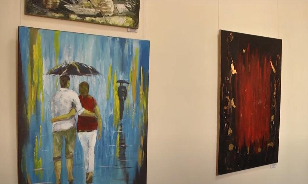 Посол Словаччини відкрив у Конотопі виставку робіт словацьких художників, фото-1