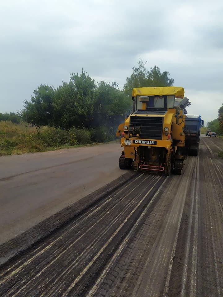 У Конотопі почалися ремонтні роботи по вулиці Черняхівського, фото-1