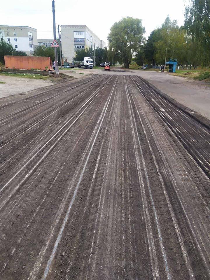 У Конотопі почалися ремонтні роботи по вулиці Черняхівського, фото-2