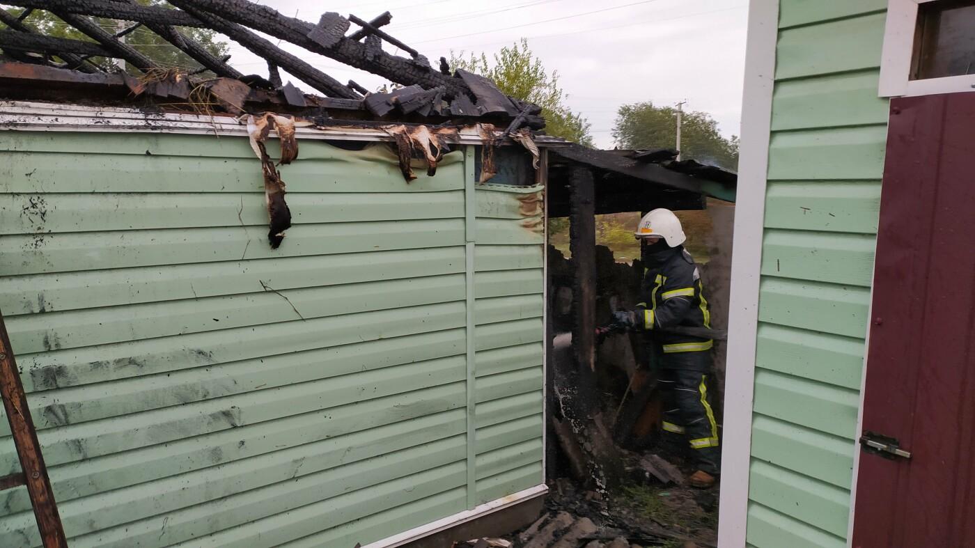 На Конотопщині вогнеборці врятували будинок від пожежі, фото-3