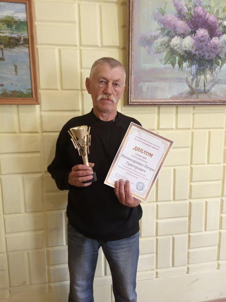 Конотопський майстер-сірникар став лауреатом всеукраїнського конкурсу, фото-1