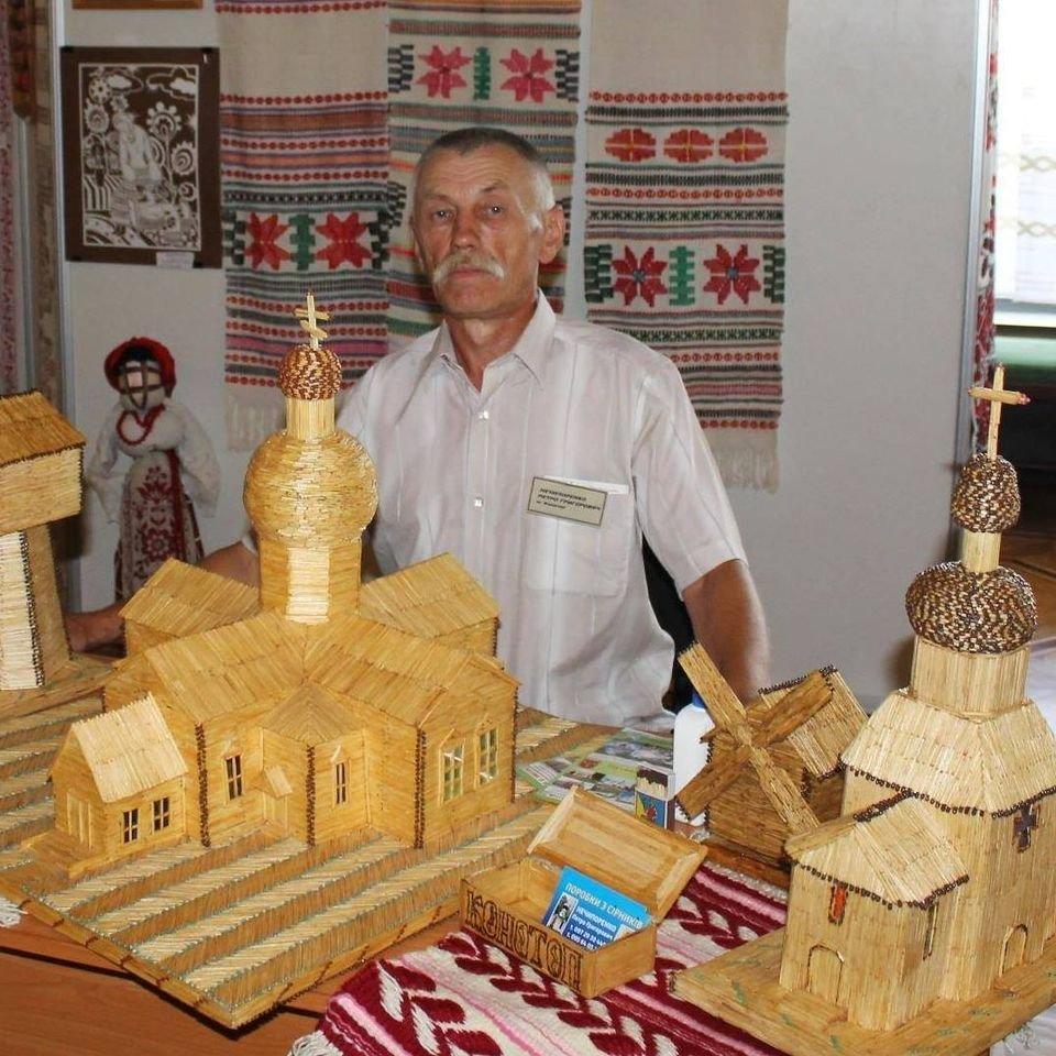 Конотопський майстер-сірникар став лауреатом всеукраїнського конкурсу, фото-2