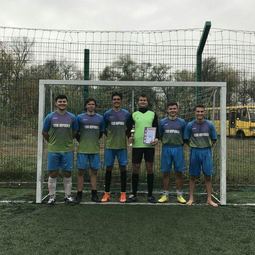 На Конотопщині пройшов міні-футбольний турнір на приз «Сільських горизонтів», фото-1