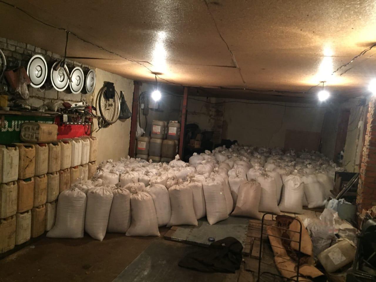 Поліція Сумщини викрила водія, який вкрав 10 тонн зерна, фото-2