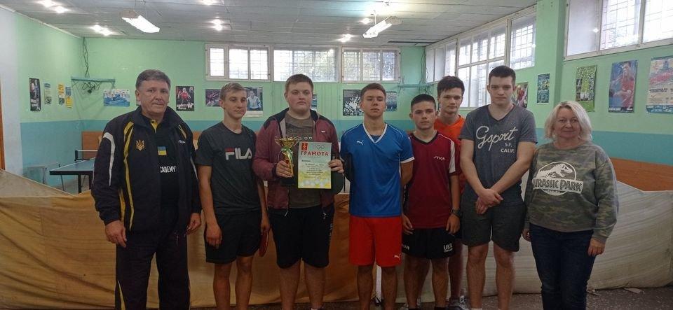 У Конотопі пройшли змагання з настільного тенісу, фото-1