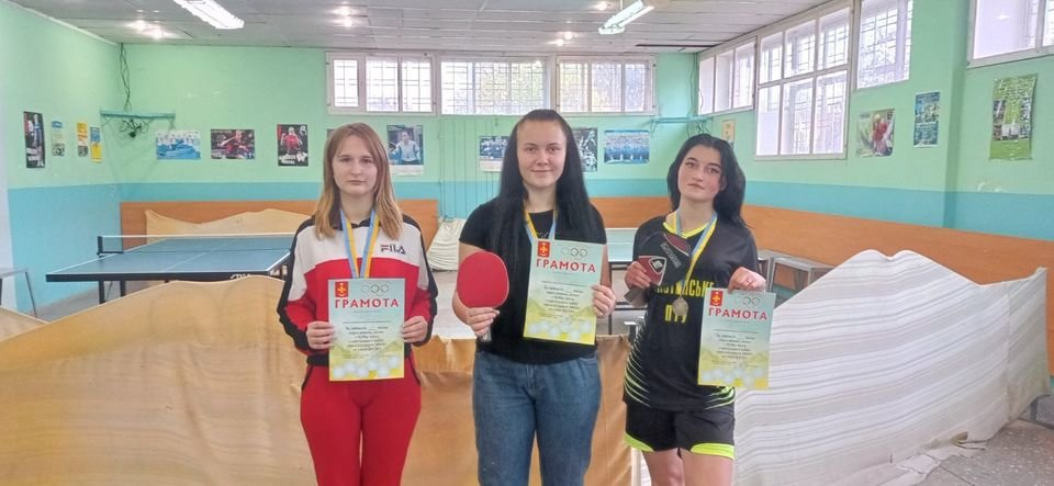 У Конотопі пройшли змагання з настільного тенісу, фото-4