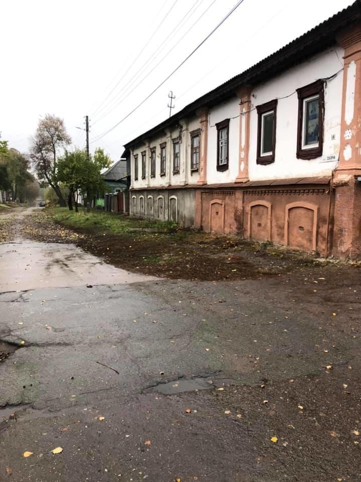 У Конотопі влаштували толоку на вулиці Соборній, фото-2