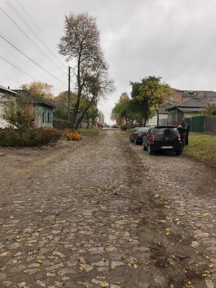 У Конотопі влаштували толоку на вулиці Соборній, фото-3