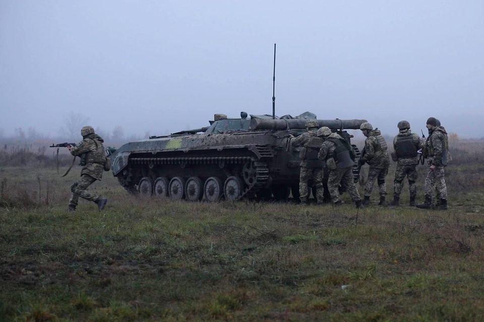 Конотопська 58 бригада розпочала навчання за стандартами НАТО, фото-1