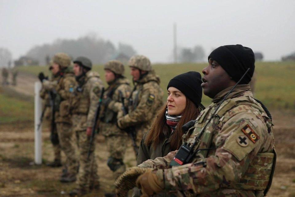 Конотопська 58 бригада розпочала навчання за стандартами НАТО, фото-2