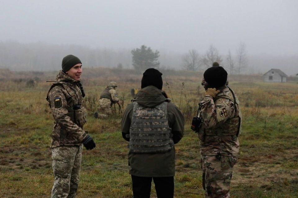 Конотопська 58 бригада розпочала навчання за стандартами НАТО, фото-3