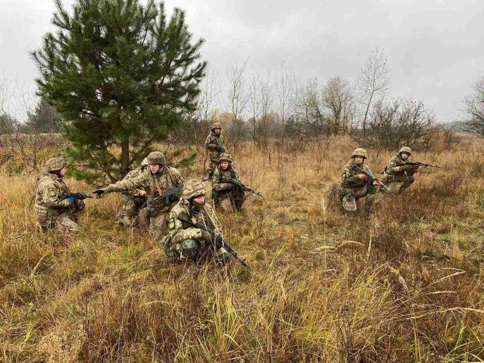 Конотопська 58 бригада розпочала навчання за стандартами НАТО, фото-4
