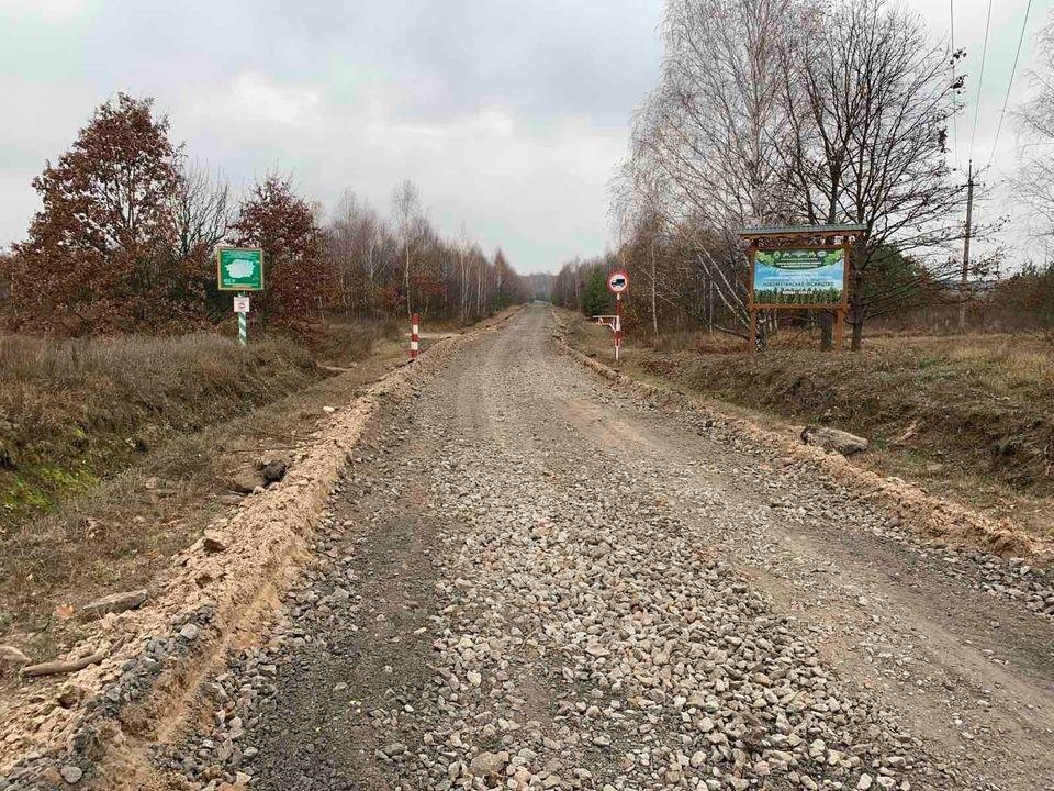 У Конотопському лісгоспі з'явилась нова дорога+ФОТО, фото-2