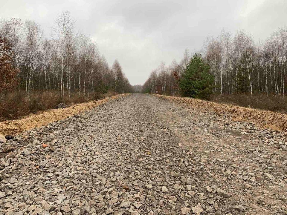 У Конотопському лісгоспі з'явилась нова дорога+ФОТО, фото-4