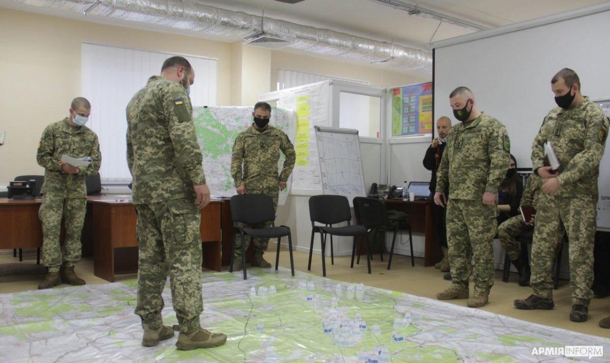 Конотопські й американські військові продовжують тренуватися разом на Львівщині, фото-1