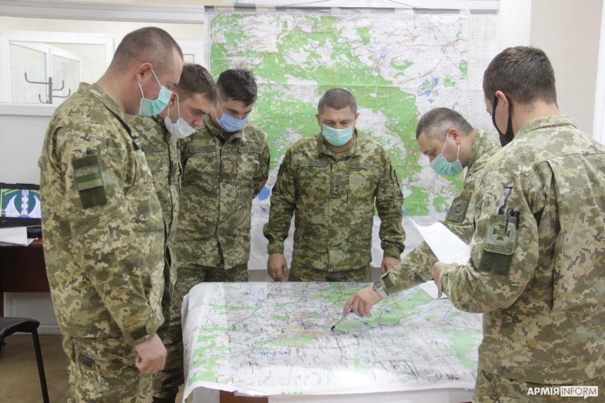 Конотопські й американські військові продовжують тренуватися разом на Львівщині, фото-2