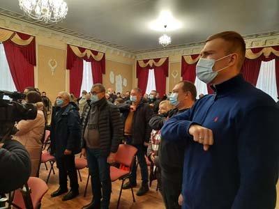 У Конотопі посмертно нагородили бійця Дмитра Волонтирця , фото-4
