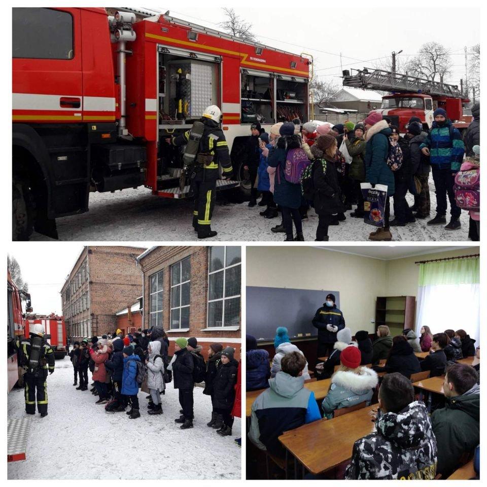 У конотопській школі влаштували тактико-пожежні навчання+ФОТО, фото-2
