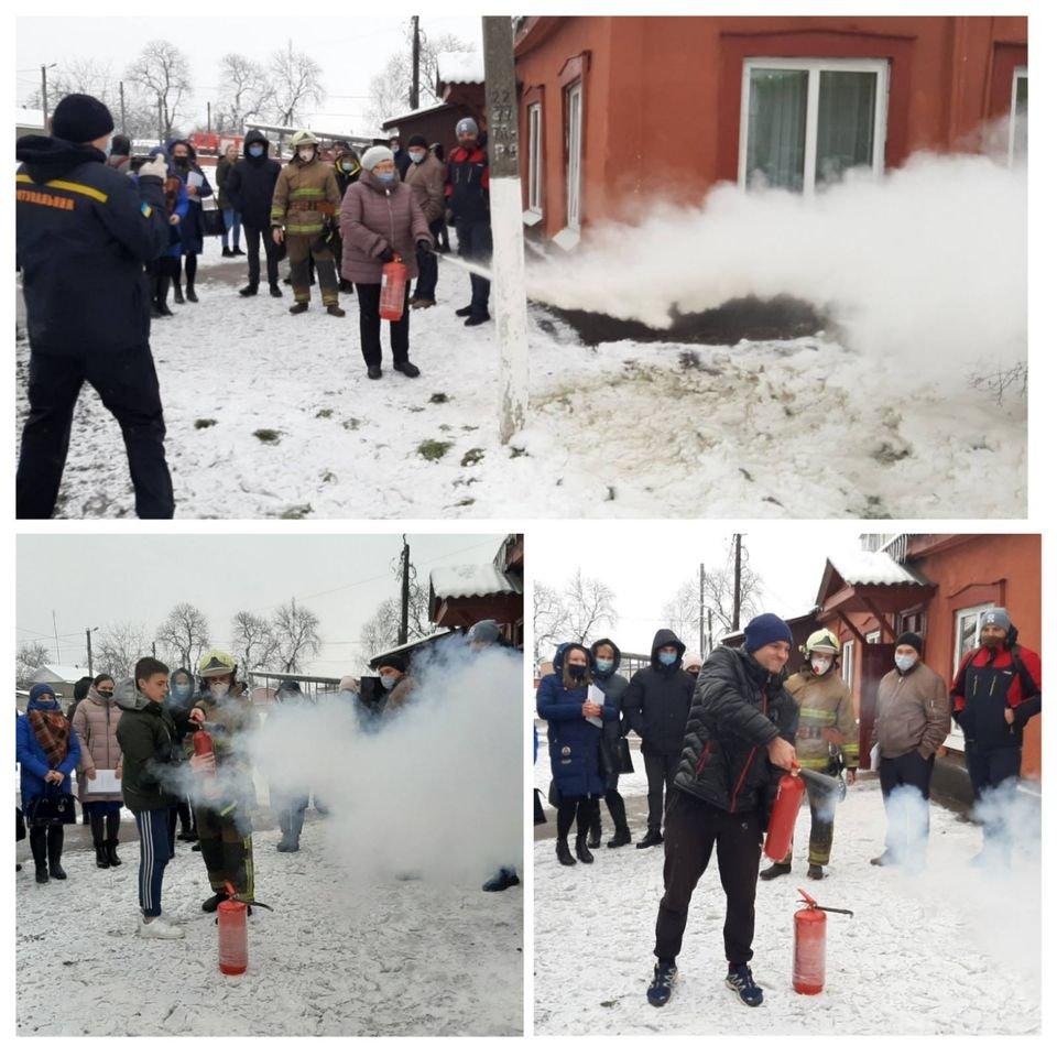 У конотопській школі влаштували тактико-пожежні навчання+ФОТО, фото-3